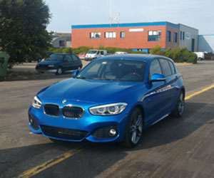 BMW 118D Engine