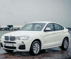 BMW X4 Engine