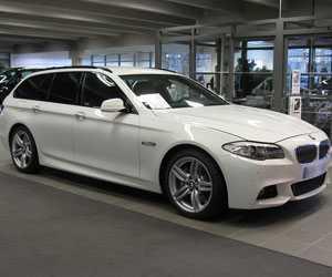 BMW 5 Series 530D Engine