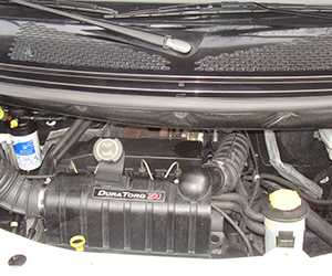 Engine for Ford Transit