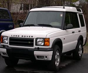 Engine for Land Rover Discovery