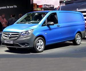 Engine for Mercedes-benz Vito