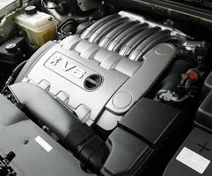 Engine for Peugeot 407