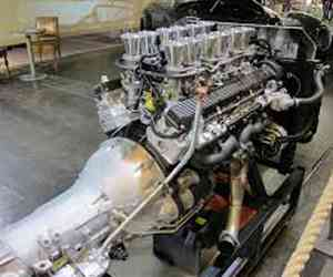 Engine forJaguar