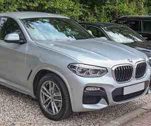 Engine for BMW X4
