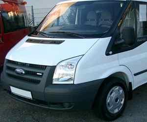 Engine for Ford Transit Mark 6