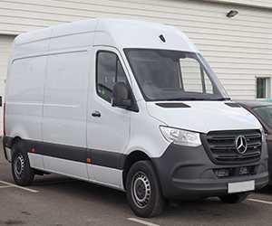 Engine for Mercedes-Benz Sprinter