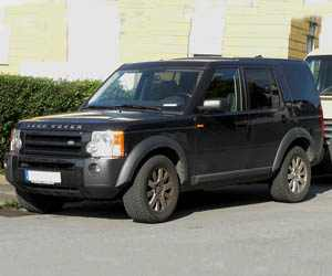 LAND ROVER DISCOVERY 3 Engine