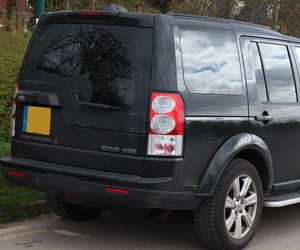 Land Rover Discovery V Engine