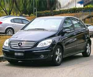 Mercedes-benz B-Class Engine