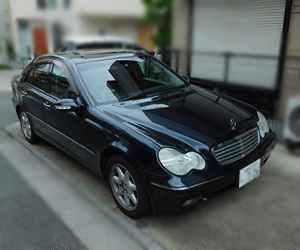 Mercedes-benz C-Class Engine