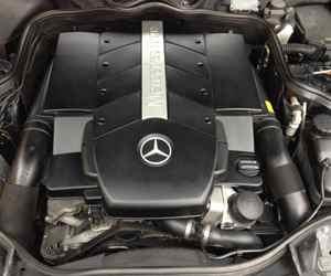 Mercedes-benz GLK-Class Engine