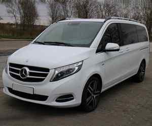 Mercedes-benz V-Class Engine