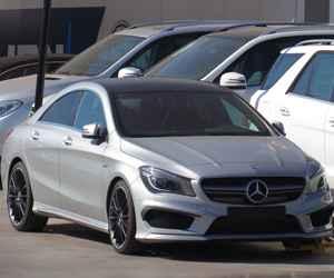 Mercedes-benz CLA Engine