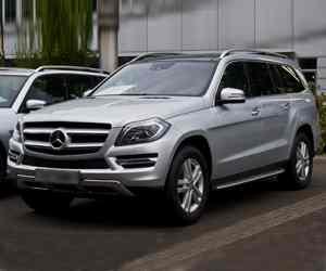 Mercedes-benz GL-Class Engine