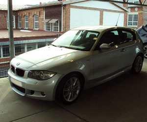Recon BMW 118D  Engine