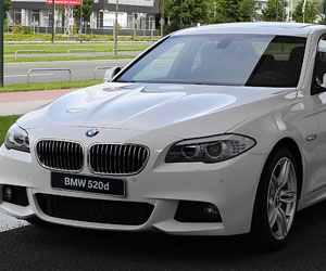 Recon BMW 5 Series 520D Engine