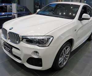 Recon BMW X4 Engine
