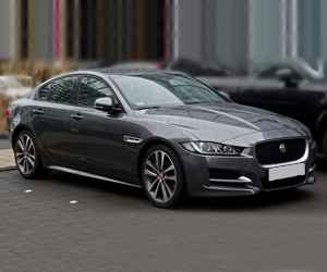 Recon Jaguar XE Engine