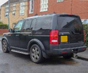 Recon LAND ROVER DISCOVERY 3 Engine
