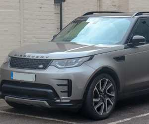 Recon Land Rover Discovery V Engine