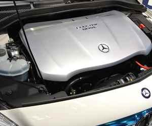 Recon Mercedes-benz B-Class Engine