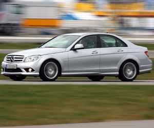 Recon Mercedes-benz C-Class Engine