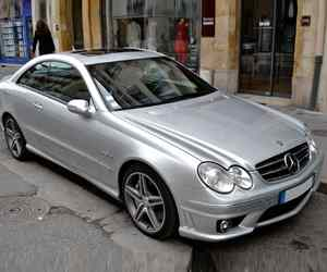 Recon Mercedes-benz CLK Engine