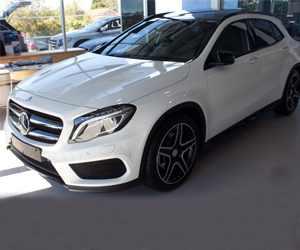 Recon Mercedes-benz GLA-Class Engine