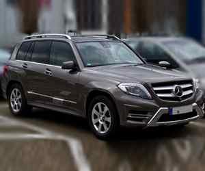 Recon Mercedes-benz GLK-Class Engine