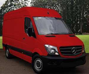 Recon Mercedes-benz Sprinter 3-T Van Engine