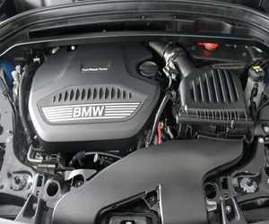 Recon BMW Engine