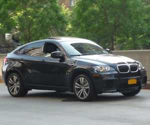 Recon BMW X6 Engine