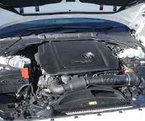 Recon Jaguar XF Engine
