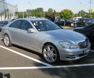 Recon Mercedes-benz S-Class Engine