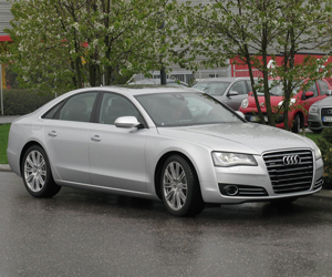 Reconditioned Audi A8 Engine