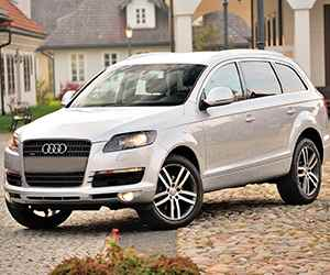 Reconditioned Audi Q7 Engines for Sale