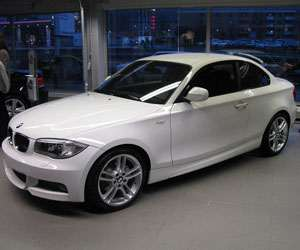Reconditioned BMW 118D  Engine