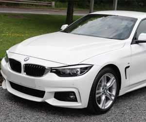 Reconditioned BMW 4 Series Engine