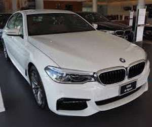 Reconditioned BMW 5 Series 520D Engine