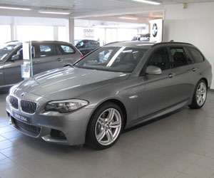 Reconditioned BMW 5 Series 530D Engine