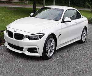 Reconditioned BMW Engine