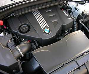 Reconditioned BMW X1 Engine