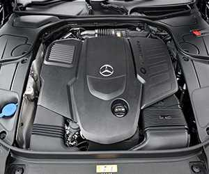 Reconditioned Mercedes-Benz Engines for Sale