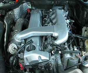 Reconditioned Mercedes-Benz Sprinter Engine