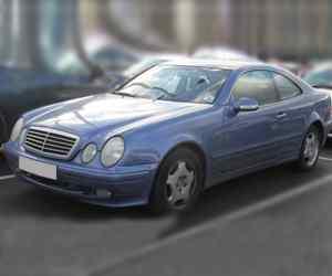 Reconditioned Mercedes-benz CLK Engine