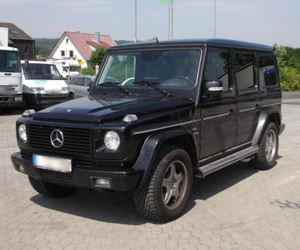 Reconditioned Mercedes-benz G-Class Engine