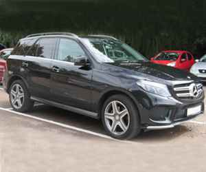 Reconditioned Mercedes-benz GLE Engine