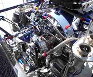Reconditioned Volkswagen Engine