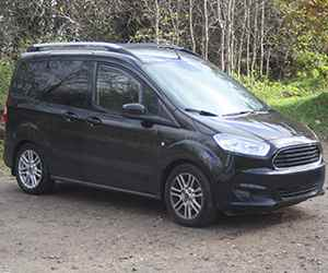 Reconditioned Ford Tourneo Engine